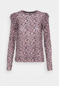PCGWENA - Long sleeved top - winsome orchid