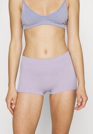SEAMLESS BOXER - Boxerky - light dusty lilac