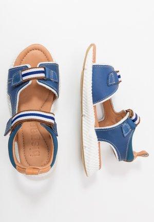 BO - Chodecké sandály - cobalt
