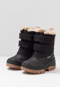 Steiff Shoes - PAULI - Bottes de neige - navy - 3