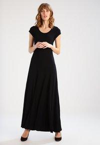 Lauren Ralph Lauren - Maxi dress - black - 0