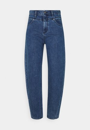 HOSE  - Jeans Relaxed Fit - dark blue