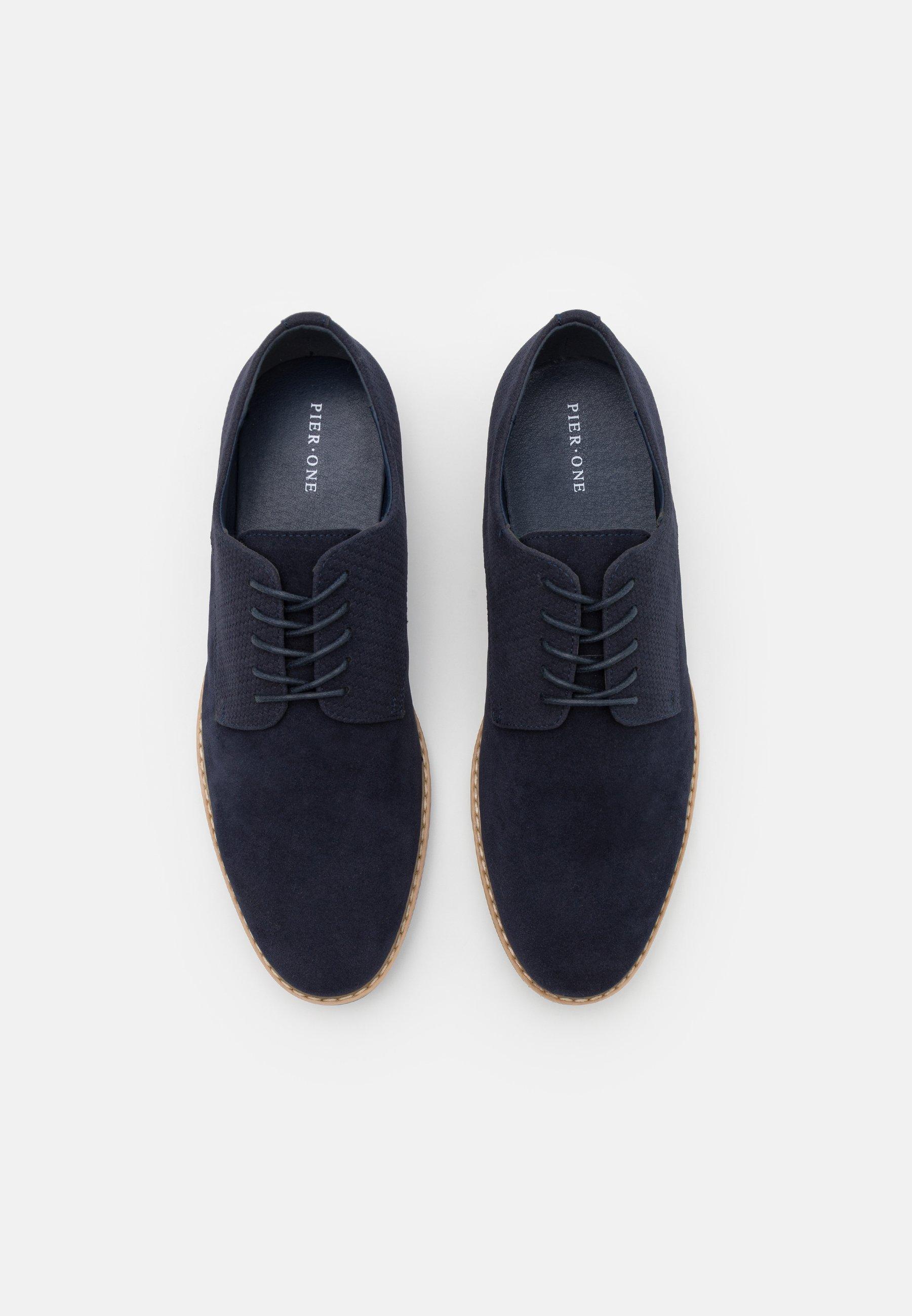 Men Lace-ups - dark blue