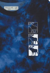 Abercrombie & Fitch - TREND PRINT LOGO - Print T-shirt - black - 2
