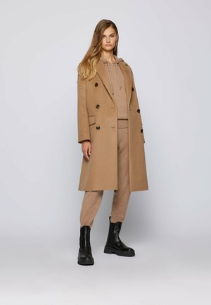 Trenchcoat - light brown