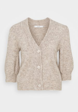 DEBBIEPUFF CARDIGAN - Cardigan - pure cashmere melange