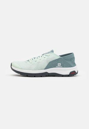 TECH LITE  - Hiking shoes - opal blue/trooper/ebony