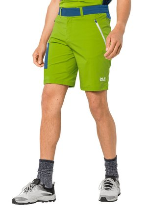OVERLAND  - Outdoor Shorts - spring lime