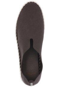 Sansibar Shoes - Półbuty wsuwane - dunkelgrau - 3