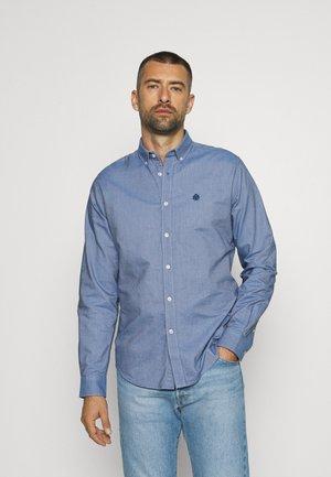ICON OXFORD SOLID - Overhemd - medium blue