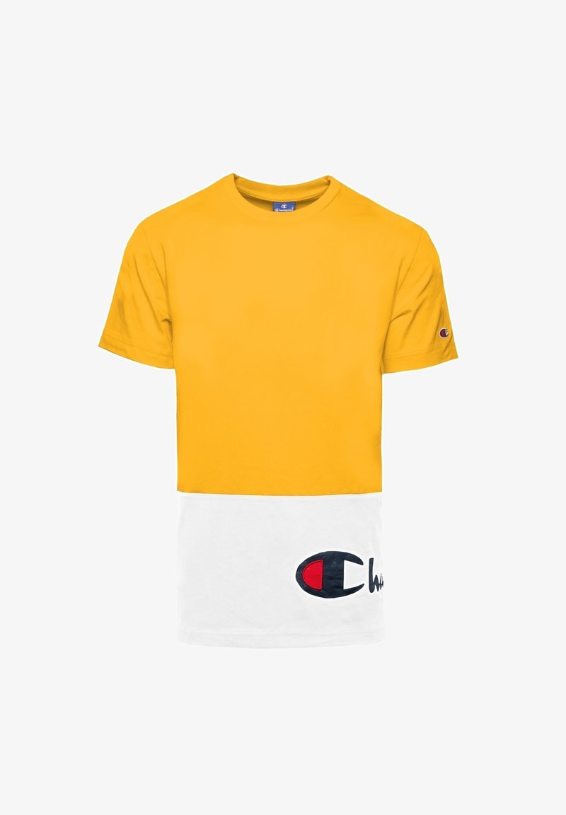 Champion Rochester - Print T-shirt - yellow