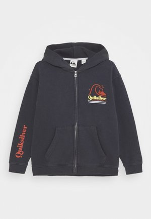 SWEET AS SLAB  - Hoodie met rits - parisian night