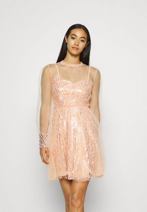 Cocktailkleid/festliches Kleid - rose gold