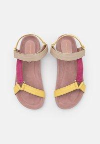 Copenhagen Shoes - PEACE - Sandals - rosa/multicolor - 5