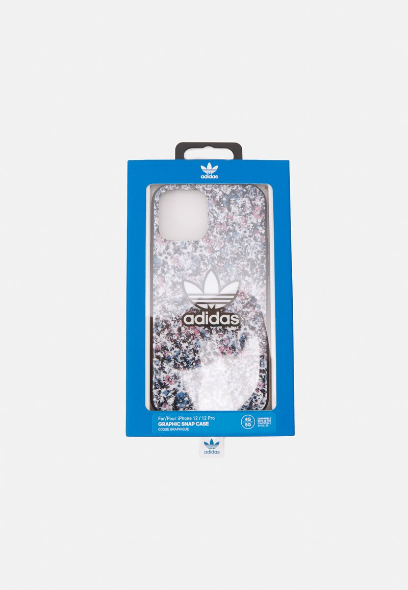 adidas Originals - IPHONE 12 PRO - Obal na telefon - black/hazy rose