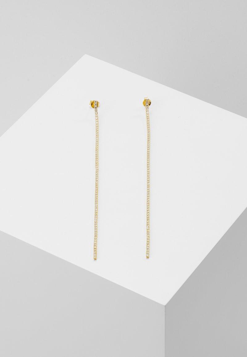 PDPAOLA - SASHA EARRINGS - Earrings - gold-coloured