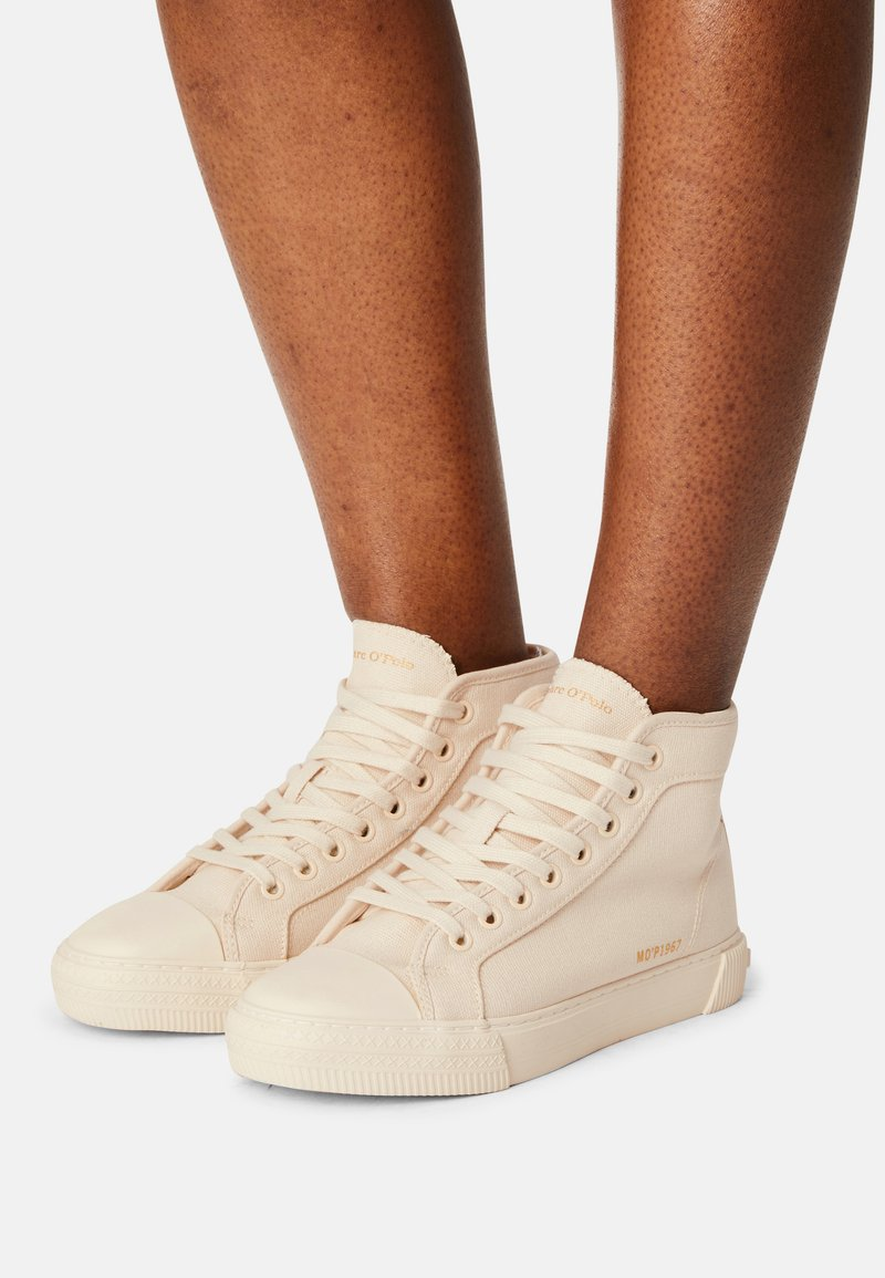 Marc O'Polo - ALICE 2D - High-top trainers - raw