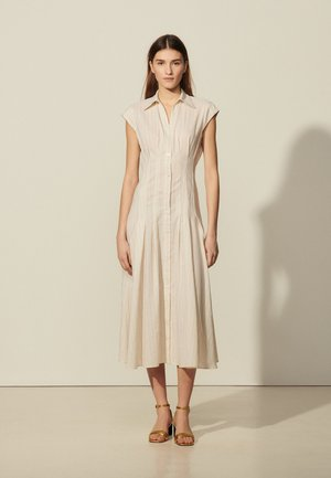 Maxi dress - ecru