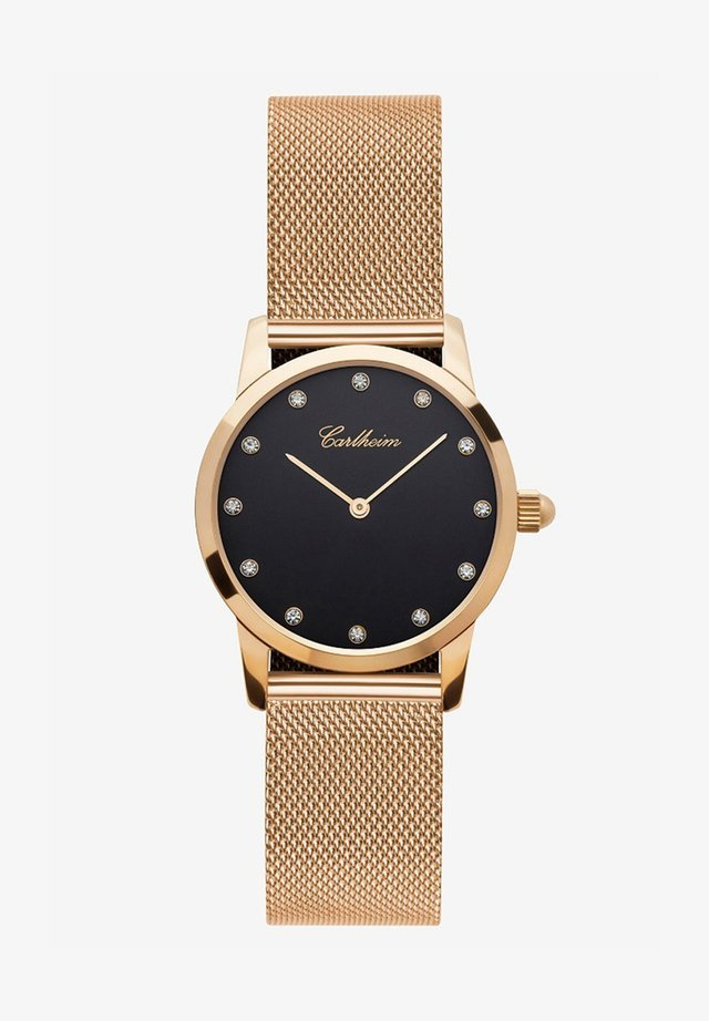 SOFIA 30MM - Rannekello - rose gold-black