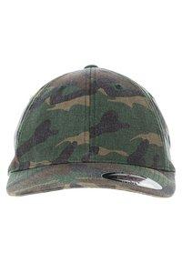 Flexfit - Cap - green camo - 3