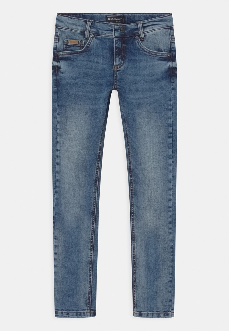 Blue Effect - BOYS SPECIAL ULTRASTRETCH  - Jeans Skinny Fit - light blue