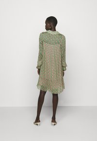 Diane von Furstenberg - HEIDI DRESS - Vapaa-ajan mekko - fun club medium green - 2