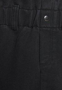 Noisy May Curve - NMJUDO PAPBACK SKIRT - A-line skirt - black - 2