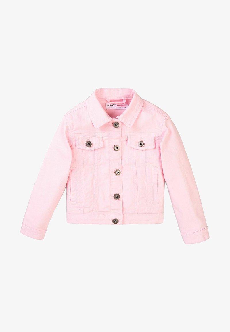 MINOTI - Denim jacket - pink