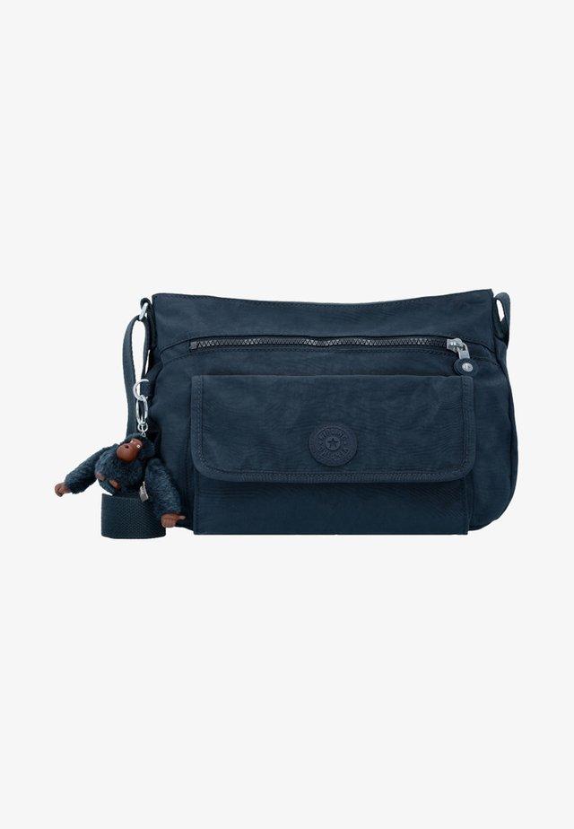 BASIC  - Across body bag - true navy