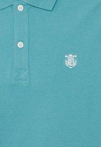 Selected Homme - SLHARO EMBROIDERY - Polotričko - horizon blue - 2