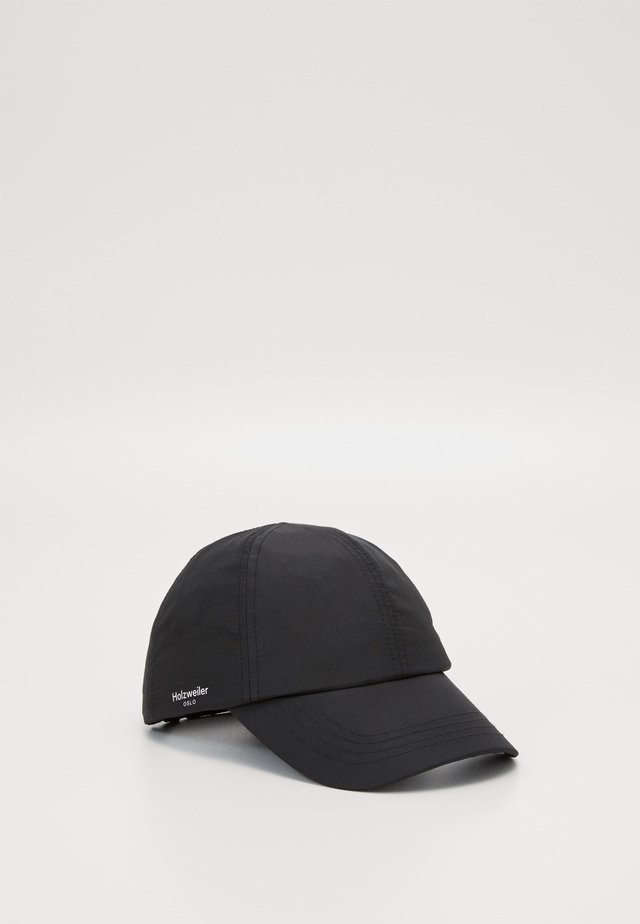 RUSELOKKA - Cap - black