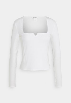 NONNA  - Long sleeved top - white