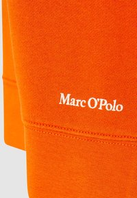 Marc O'Polo - LONG SLEEVE ROUND NECK PRINT AT BACK - Sweatshirt - pumpkin orange - 2