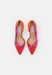 Guess - DENALY - Classic heels - red - 5