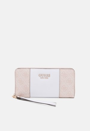 MIKA LARGE ZIP AROUND - Wallet - blush