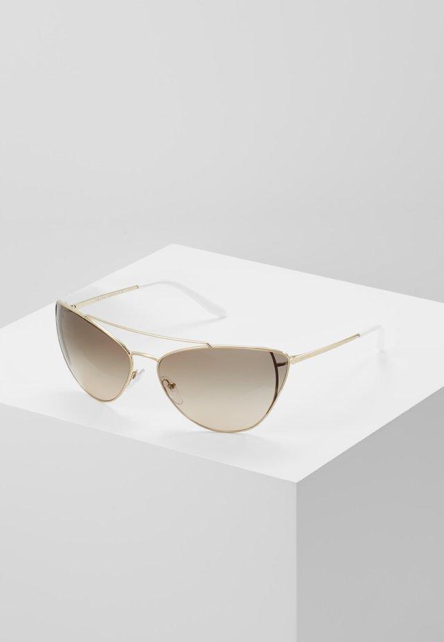 CATWALK - Sunglasses - gold