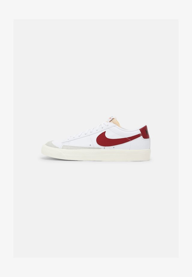 BLAZER '77 UNISEX - Zapatillas - white/team red/black/team orange