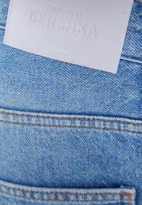 Bershka - Jeans Relaxed Fit - blue denim - 5