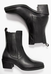 Vagabond - SIMONE - Cowboystøvletter - black - 3