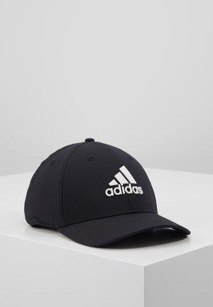 TOUR HAT - Gorra - black/white