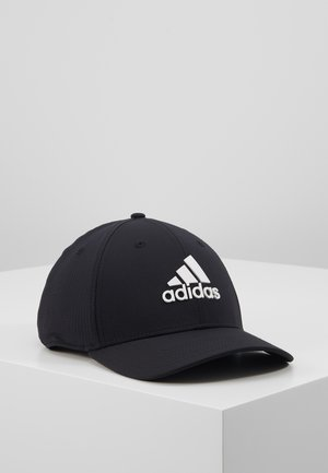TOUR HAT - Kšiltovka - black/white