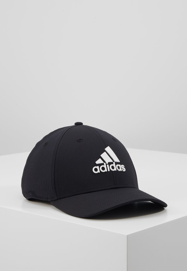 TOUR HAT - Gorra - black/white