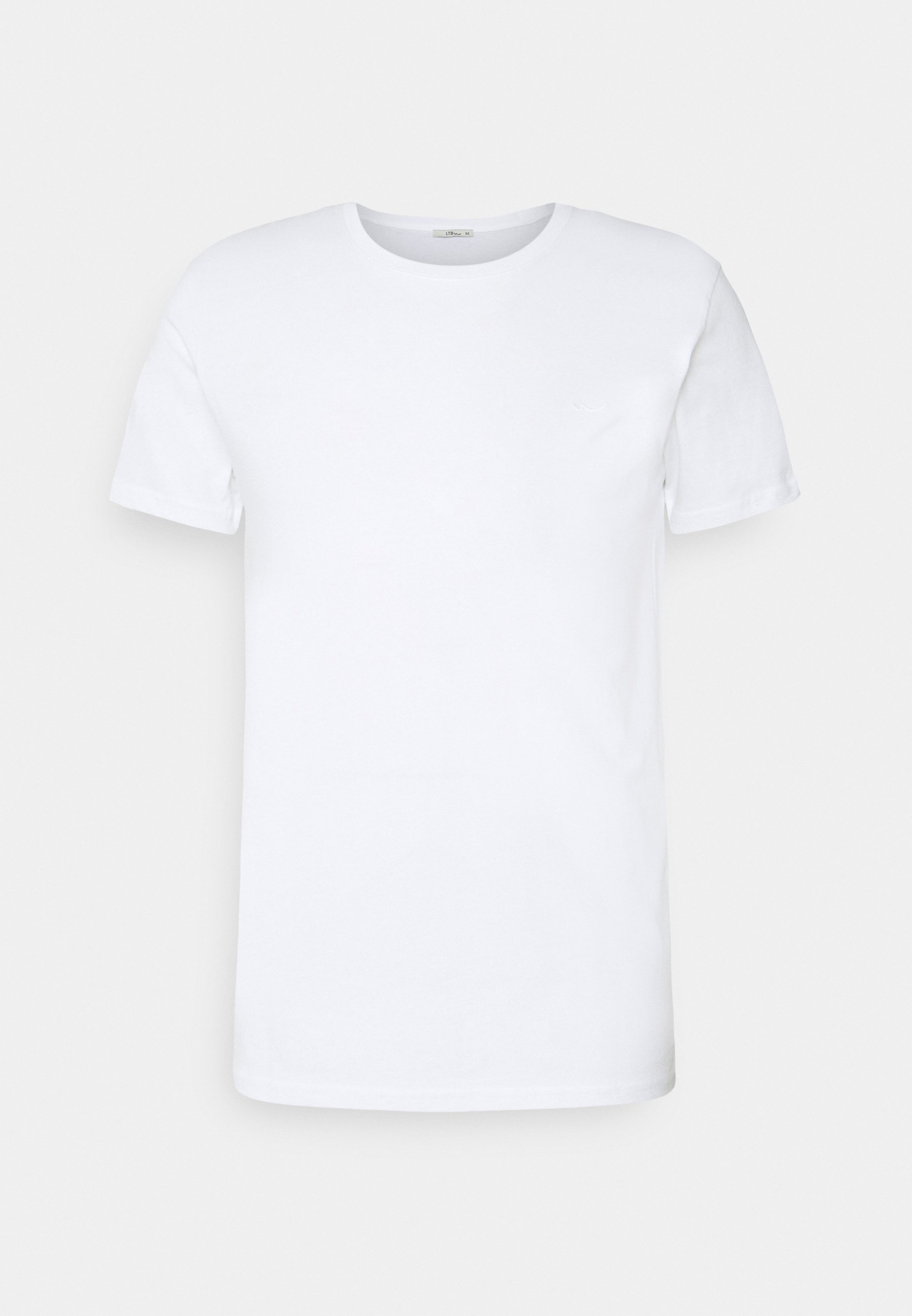 Ltb 3 Pack - T-shirts Black/grey Melange/white/svart