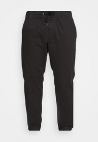 Jack & Jones - JJIVEGA JJJOGGER - Trousers - black - 5