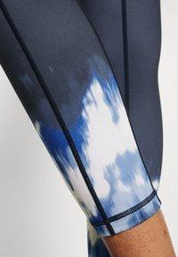 Sweaty Betty - SUPER SCULPT YOGA LEGGINGS - Trikoot - navy blue ink - 3