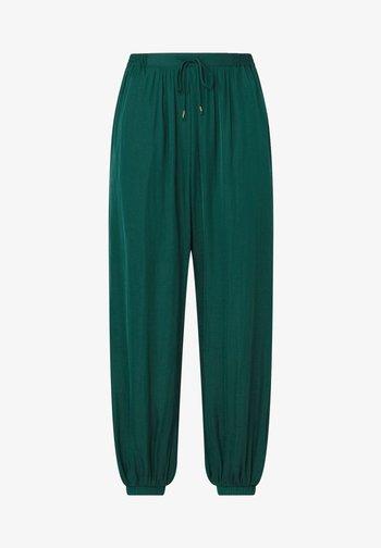 HAREM  - Trousers - evergreen
