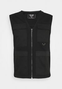 Only & Sons - ONSKING LIFE  - Waistcoat - black - 5