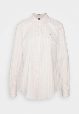 ESSENTIAL - Button-down blouse - pale pink