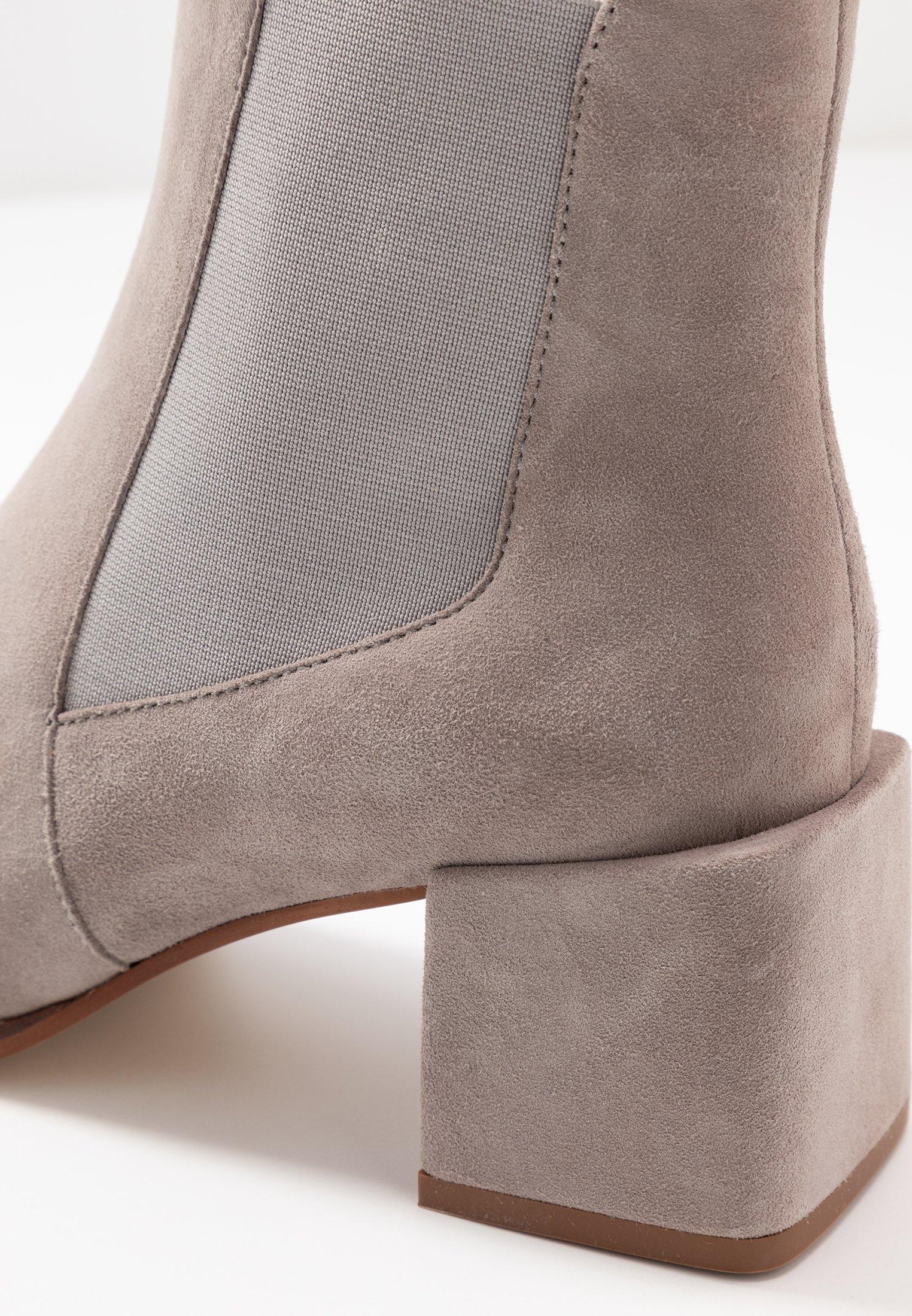 Korte laarzen grey