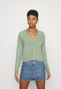 ONLY - ONLAMALIA - Cardigan - hedge green - 0